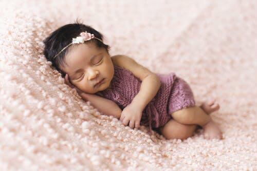 How to give your baby a restful sleep